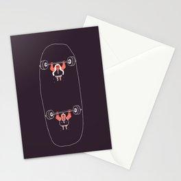 Heavyweight Skateboarding Stationery Cards