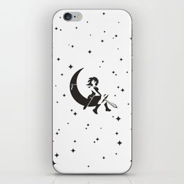 The Girl Who Kills The Moon iPhone Skin