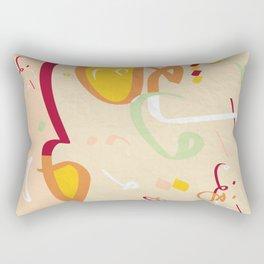 Love & passion Rectangular Pillow
