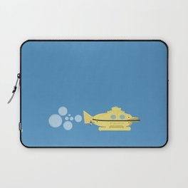 The Life Aquatic with Steve Zissou: Deep Search Poster Laptop Sleeve