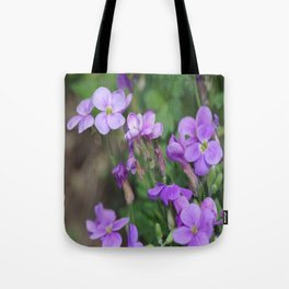 Blue to blue Tote Bag