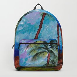 Three Palms Backpack