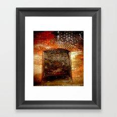 Cheviot Tunnel - Enclaves Framed Art Print