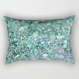 Underwater Mermaid Glitter #1 #shiny #decor #art #society6 Rectangular Pillow