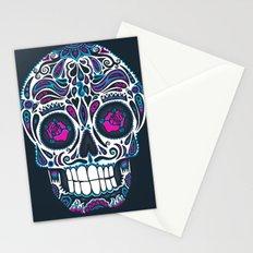 Calavera IV Stationery Cards