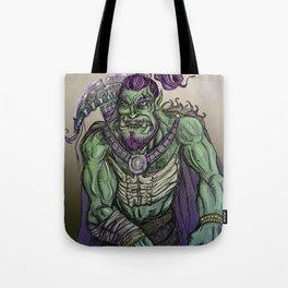 Ork Warrior Tote Bag