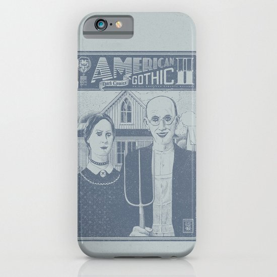 American Gothic II iPhone & iPod Case
