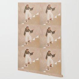 Stepping Up Wallpaper