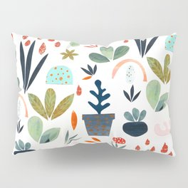 miniature garden Pillow Sham