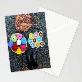 A good yarn Stationery Cards