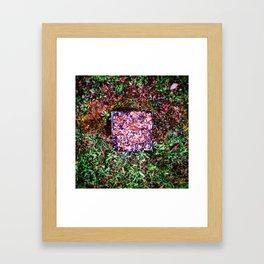 marker Framed Art Print