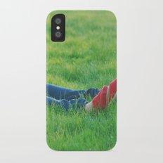 Relax. iPhone X Slim Case