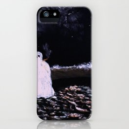Lonely Nights iPhone Case