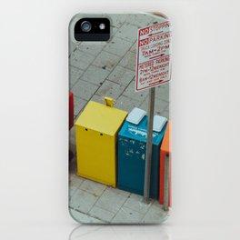 Bright City iPhone Case