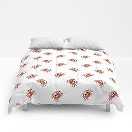 Crab Crab Comforters