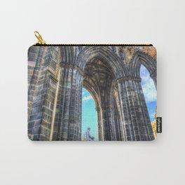 The Scott Memorial Edinburgh Carry-All Pouch