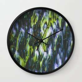 other electric forest Wall Clock