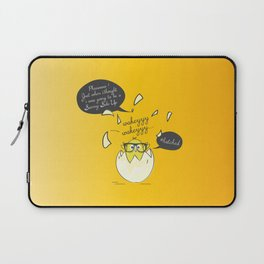 #Hatched Laptop Sleeve