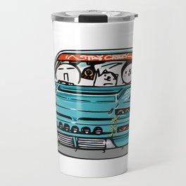 Crazy Car Art 0156 Travel Mug