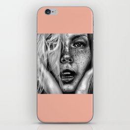 + FRECKLES + iPhone Skin