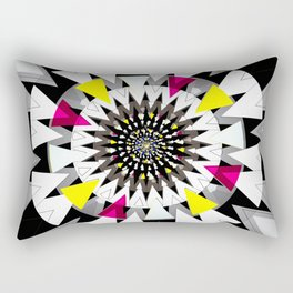 Nexus N°18bis Rectangular Pillow