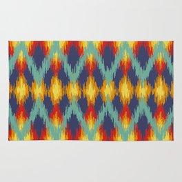 Pattern Native American Rug