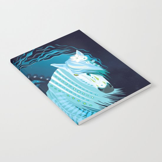 Wild horses Notebook