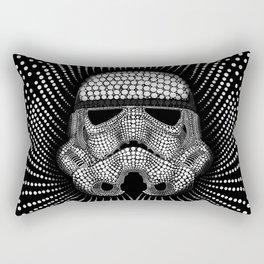 Trooper Star Circle Wars Rectangular Pillow