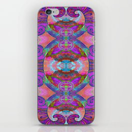 Pineal Art Flourish 1 iPhone Skin