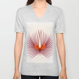 Phoenix Wings Unisex V-Neck