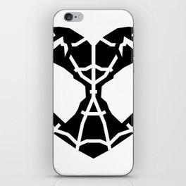 Venomous love iPhone Skin