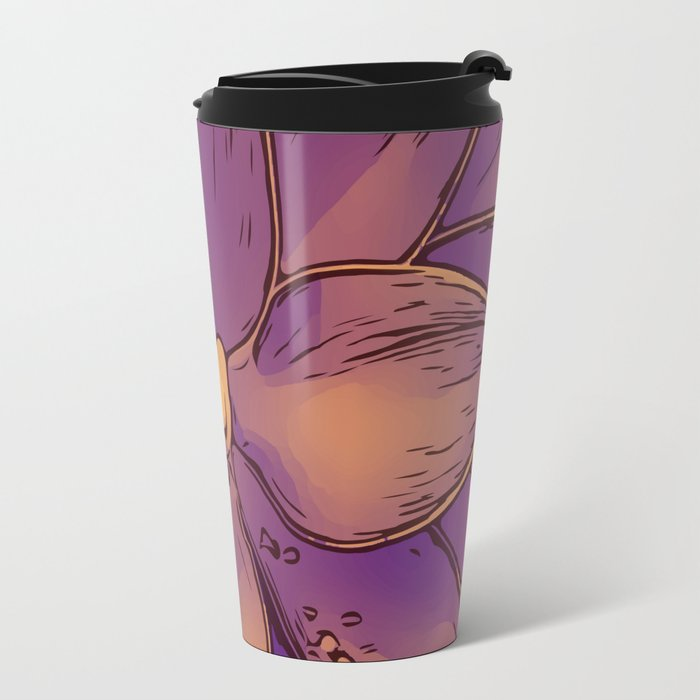 Smile at me! Travel Mug