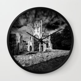 Abbey Jumieges Wall Clock