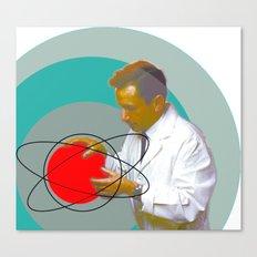 Science Canvas Print
