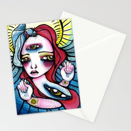 Spindle Stationery Cards