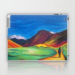 Mendoza walking Laptop & iPad Skin