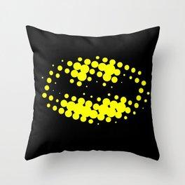 Darknight Throw Pillow