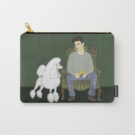 Meet the Poodle Carry-All Pouch