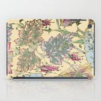 tiffany iPad Cases featuring tiffany garden by Ariadne