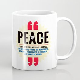PEACE! Coffee Mug