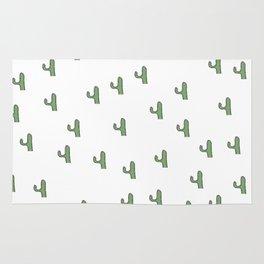 A Cactus Flurry Rug