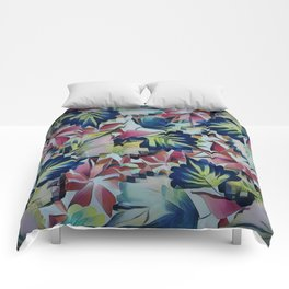 Floral Mix Up Comforters