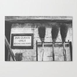 INN Guest Only Canvas Print