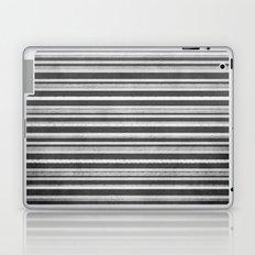 Chalkboard Stripes Laptop & iPad Skin
