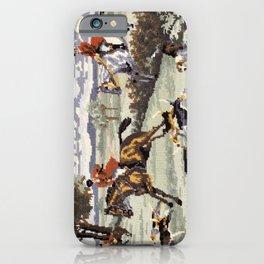Tally Ho iPhone Case