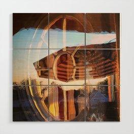 Reflections IV Wood Wall Art