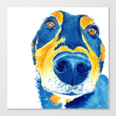 sausage lover Canvas Print