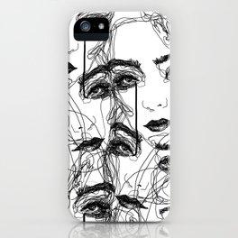 oooooo iPhone Case