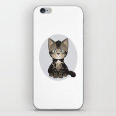 Tabby Kitten iPhone Skin
