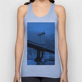 Manhattan Bridge Unisex Tank Top